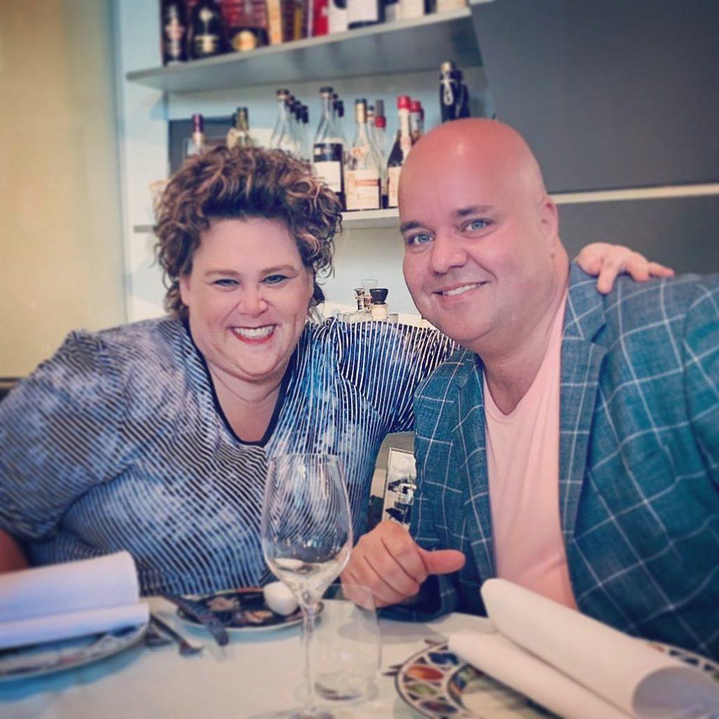 Katja en Ivo van der Bijl